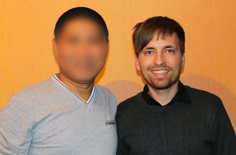 Russian pastor mobilized to missions