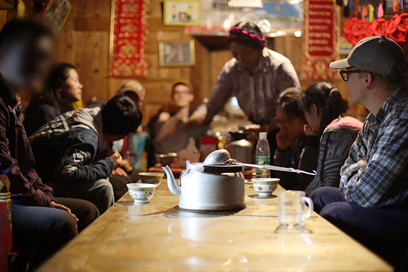 Local Chinese House Church Engages the Unreached