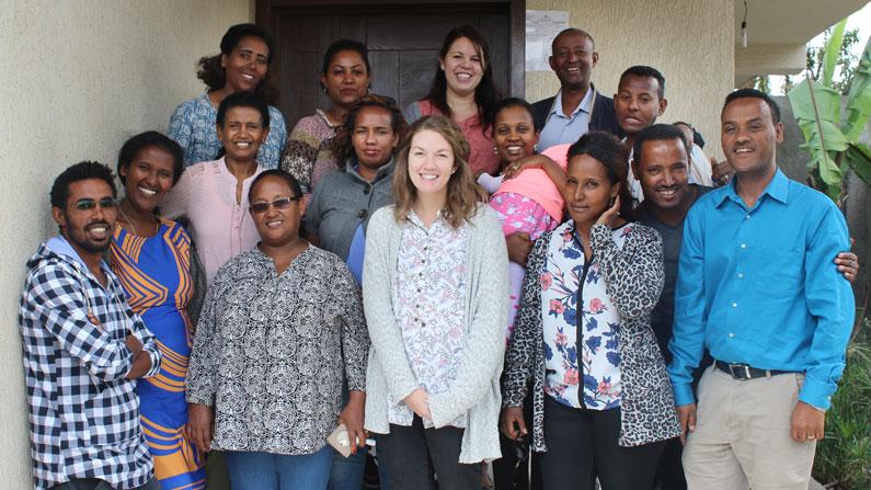 Ethiopian families embrace God's mission