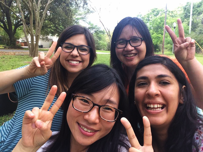 International students catch the vision for mission mobilization